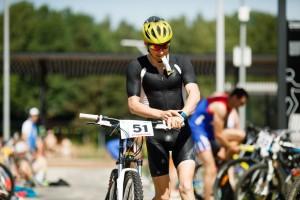 XC-sprint triathlon